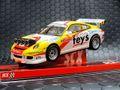 "SCX 1/32 スロットカー A10209X300◆Porsche 911 GT3  Rally   #22  ""Duez""     2WD/ライト点灯  最新商品◆再入荷!"