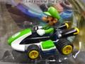 """Carrera-Go スロットカー 1/43 64034  """"ルイージ  任天堂マリオカート8""""  NINTENDO MARIO KART 8 LUIGI    カレラGoは1/32のコースでも走れます★マリオカート8から新製品"""
