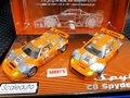 Scaleauto 1/32 スロットカー  sc6026◆ Spyker C8   Spyder GT2  LeMans 2007  #85 & #86 2cars Limited-set  注目のスパイカー限定2台セット!★再入荷!見逃さないで。
