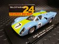 Flyslot-Slotwings 1/32 スロットカ-    W004-02◆ LOLA T70 MKIII GT   #7/Norinder ,Axlesson   LE MANS 1968   -Limited Edition ー   LOLA T70の新作!◆Fly-Slotから最新モデルがリリース!