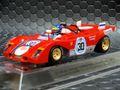 Slot Racing Company 1/32 スロットカー  SRC 03101 ◆ FERRARI 312PB   #30/Peterson、Schenken  Winner/ 1000 KM BUENOS AIRES 1972  最新モデル◆5月20日入荷します。★これがSRCのフェラーリ312PB!