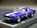 Pioneer 1/32スロットカー PO48★1968 Mustang Notchback  #19 /Jim West  'Wild Purple 入荷完了!★今すぐ買わなきゃ!