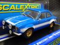 "Scalextric 1/32 スロットカー C3592A◆  Ford Escort Mk1 ""ハイディール /ライト点灯""  待望の再入荷完了!★ワイルド・スピード?!"