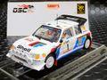Slot Racing Company 1/32 スロットカー  SRC   03701 ◆ PEUGEOT 205 T16  #1/Salonen & Harjanne MONTE CARLO 1986   初入荷完了です! 4WDモデル★ご注文はお早めに!