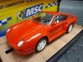 MSC 1/32 スロットカ-  6019◆PORSCHE 959 Rojo  Street Car/RED   AWD!注目の新製品 ★再入荷完了。