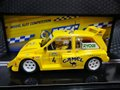 MSC 1/32 スロットカ-  6020 ◆ MG METRO 6R4  Rally Canarias1991  #1 Fernando Capdevila  激速4WD! NEWモデルのキャメル!★待望の再入荷!
