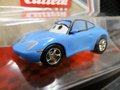 CarreraGo スロットカー  1/43 ◆SALLY / サリー  ディズニーピクサー/CARS    カレラGoは1/32のコースでそのまま走れます★最新・カーズ2  ★待望の再入荷!!