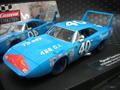 """Carrera 1/32 スロットカー   ◆'70 Plymouth SuperBird  #40 """" Petty Racing""""  ぺティーブルーがたまらん!★再入荷"""