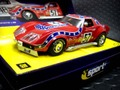 Scalextric Sports 1/32 SlotCar   ◆#57 L-88 CHEVROLET CORVETTE  RED        ハイパフォーマンス・箱入り限定モデル    ★ライト・テール点灯