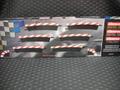Carrera コース拡張パーツ    20567◆1/30カーブ用 アウターショルダー 6枚入り エンドピース2個つき  ★豪快なコーナリングでも安心。