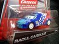 CarreraGo スロットカー  1/43 61198◆RAOUL CAROULE  ディズニーピクサー/CARS2    カレラGoは1/32のコースでそのまま走れます★最新・カーズ2  ★待望の再入荷!!