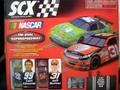 """SCX 1/32 コースセット  81020◆NASCAR """"トライオーバル スーパースピードウェイ""""  #99/Carl Edwerds   #31/Jeff Burton  2台付     超お買い得セット入荷★これは安いぜ!!"""