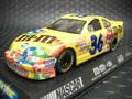 "Scalextric 1/32 SlotCar  ◆#36 PONTIAC GRAND-PRIX  ""M&M's"" NASCAR     スケーレックスU.S.A.★絶版ビンテージ商品"