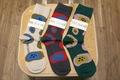 poppy/Monde the socks
