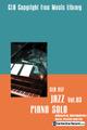 CLR017-JAZZ03-Piano Solo Vol.01 【著作権フリー音楽/BGM素材集】