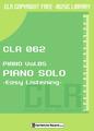 CLR062-Piano Vol.05「Piano Solo イージーリスニング」【著作権フリー音楽集】