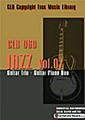 CLR060 - JAZZ vol.07 (ジャズギター)【著作権フリー音楽集】
