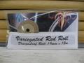 VARIEGATED ROLL RED LEAF