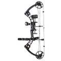 SAS Destroyer 70 lbs 31'' Compound Bow 320 fps - Black
