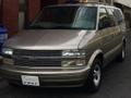 シボレー アストロ 2001  LS 2WD 8人乗り ヤナセ ディーラー車