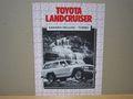 ランクル60 1988年オーストラリアカタログ ワイド・ハイルーフ 美品