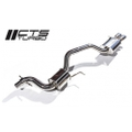 "CTS Turbo VW MK5 GLI 3"" Cat-back Exhaust"