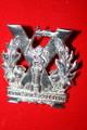 英陸軍★タインサイド・スコティッシュ帽章