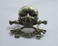 WW2★英軍17th 21st Lancersベレーバッジ★