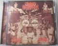 Savage Aggression - Satan's Strike CD