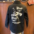 DEEPLAID CLOTHING BLOOD IN BLOOOD OUT COTTON TWILL PHARAOH JACKET ディープレイド/20,000円