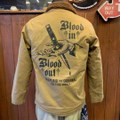 DEEPLAID CLOTHING BLOOD IN BLOOD OUT DECK JACKET ディープレイド/20,000円