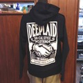 DEEPLAID CLOTHING SHAKE HANDS ZIP HOOD ディープレイド/8,800円