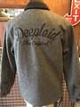 DEEPLAID CLOTHING PACHUCO CROSS MELTON JACKET ディープレイド/23,000円