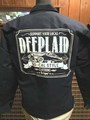 DEEPLAID CLOTHING KUSTOM RIDE WORK JACKET ディープレイド/12,000円
