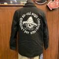 DEEPLAID CLOTHING POR VIDA COTTON TWILL PHARAOH JACKET ディープレイド/20,000円