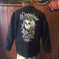 DEEPLAID CLOTHING DAY OF THE DEAD DECK JACKET ディープレイド/20,000円