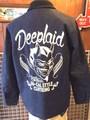 DEEPLAID CLOTHING DEVIL DENIM JACKET ディープレイド/19,000円