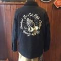 DEEPLAID CLOTHING PRAYING HAND COTTON TWILL PHARAOH JACKET ディープレイド/20,000円