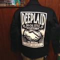 DEEPLAID CLOTHING SHAKE HANDS WORK JACKET ディープレイド/12,000円