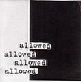 ■ALLOWED /2nd demo CD-R)
