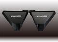 CB1100 カーボンサイドカバー(綾織り) ブラックフレーム