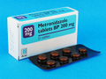 メトロニダゾールタブレット(Metronidazole Tablets BP) 200mg