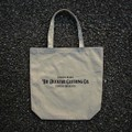 """DUCKTAIL CLOTHING """"SIGN TOTE"""" KHAKI"""