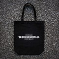 """DUCKTAIL CLOTHING""""SIGN TOTE""""BLACK"""