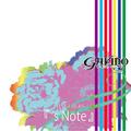 ■GAKIDO BEST ALBUM『's Note』