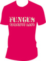 ■FUNGUS_VIOLENCE LAND Tシャツ④