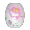 陶器ビーズ 大 バラのような花