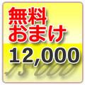 WTD発送 12,000円以上お買い上げのオマケ