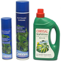 観葉植物の葉面光沢剤