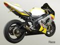 Competition Werkes GSX-R 750/600 スリップオン